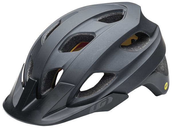Louis Garneau Raid MIPS RTR Cycling Helmet Color: Black