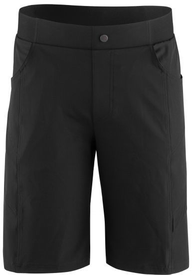 Garneau Range 2 Shorts Color: Black