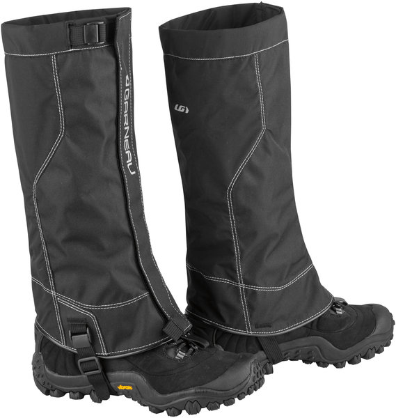 Garneau Robson Mt3 Gaiters Image differs from actual product. Shoes sold separately.