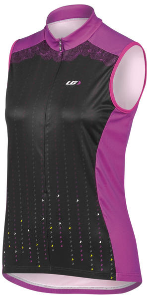 Louis Garneau Tanka 2 - Women's Color: Black/Candy Purple