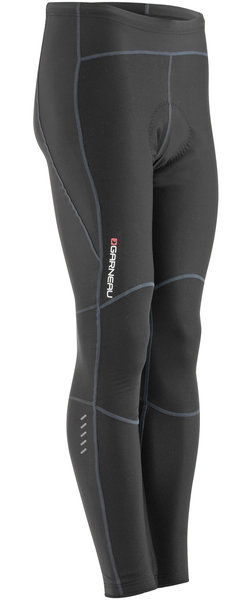 Garneau Solano 2 Chamois Tights Color: Black