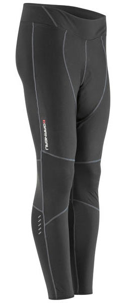 Louis Garneau Women's Solano 2 Tights Color: Black
