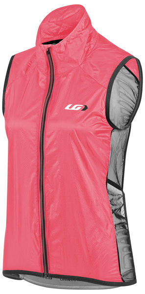 Louis Garneau Speedzone X-Lite Cycling Vest - Women's Color: Diva Pink