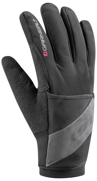 Louis Garneau Super Prestige 2 Cycling Gloves Color: Black