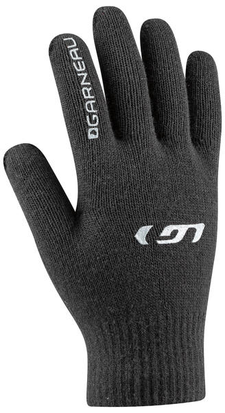 Louis Garneau Tap Cycling Gloves Color: Black