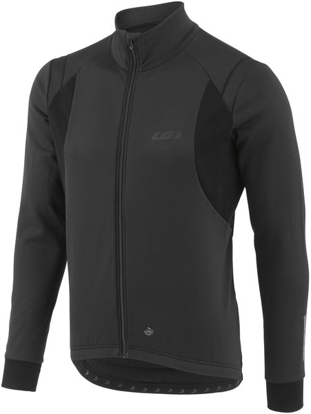 Garneau Thermal Edge Jersey Color: Black