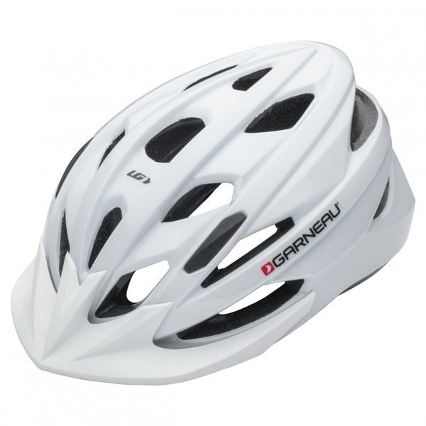 Louis Garneau Tiffany Helmet Color: White