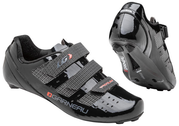 Louis Garneau Titanium Cycling Shoes Color: Black
