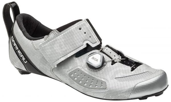 Louis Garneau Tri Air Shoes Color: Camo Silver