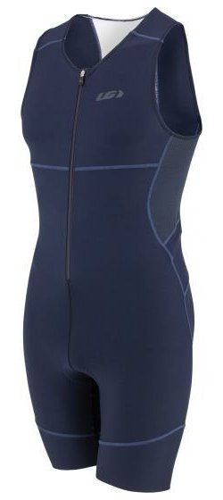 Garneau Tri Comp Triathlon Suit Color: Black Navy/Blue