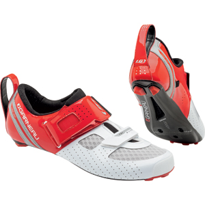 Louis Garneau Tri X-Lite II Shoes Color: Ginger/White