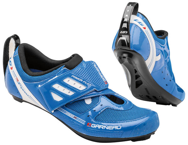 Louis Garneau Tri X-Speed Triathlon Shoes Color: Curacao Blue