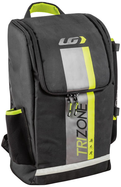 Louis Garneau Trizone 30 Cycling Bag Color: Black