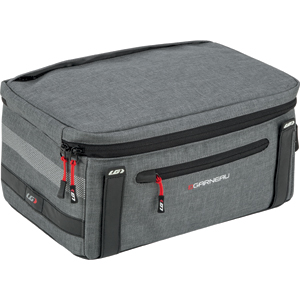 Garneau Uptown Cycling Bag Color: Heather Gray