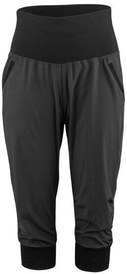 Louis Garneau Women's Urban Knickers Color: Black