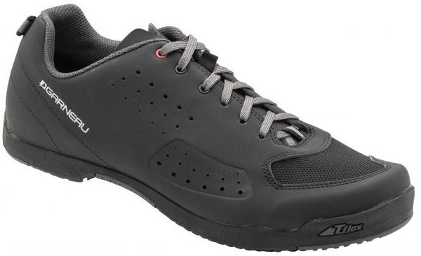 Garneau Urban Cycling Shoes Color: Black/Asphalt
