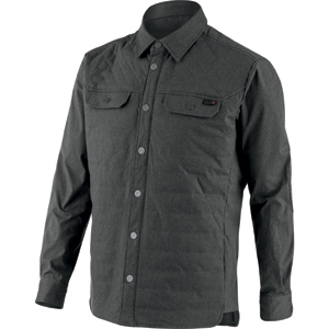 Louis Garneau Venture Shirt Color: Black/Gray