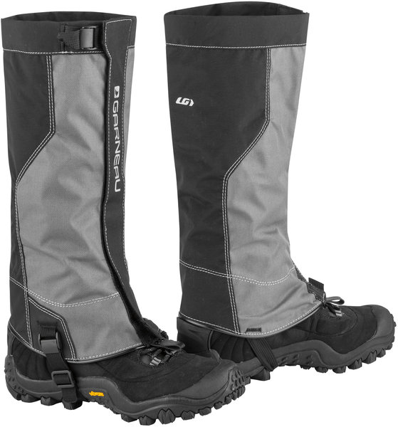 Garneau Women's Robson Mt3 Gaiters Image differs from actual product. Shoes sold separately.
