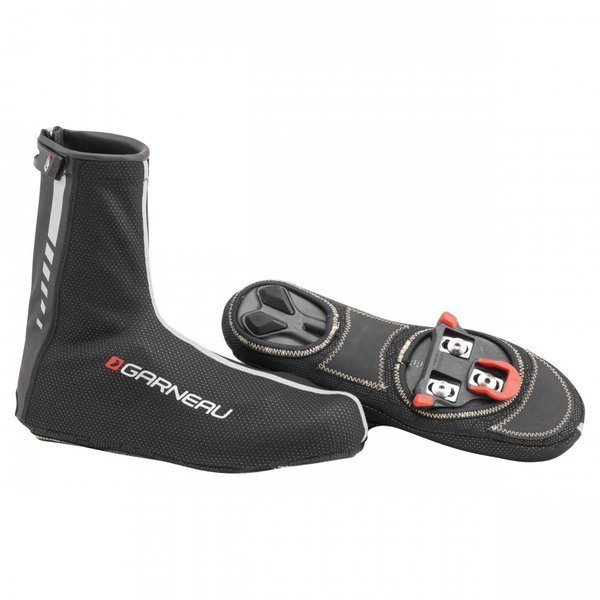 Louis Garneau Wind Dry II Cycling Shoe Covers Color: Black