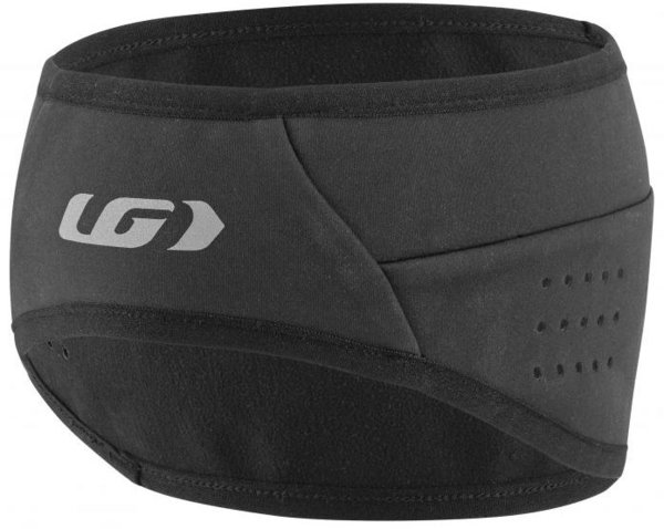 Garneau Wind Headband Color: Black