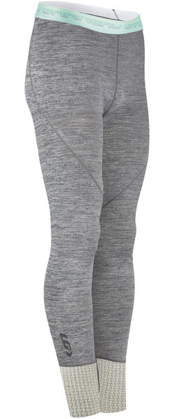 Louis Garneau Women's 4002 Pants Color: Heather Gray
