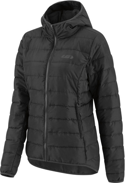 Louis Garneau Women's Aeon Jacket Color: Black