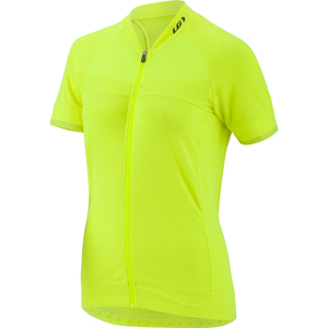 Louis Garneau Women's Beeze 2 Cycling Jersey Color: Bright Yellow