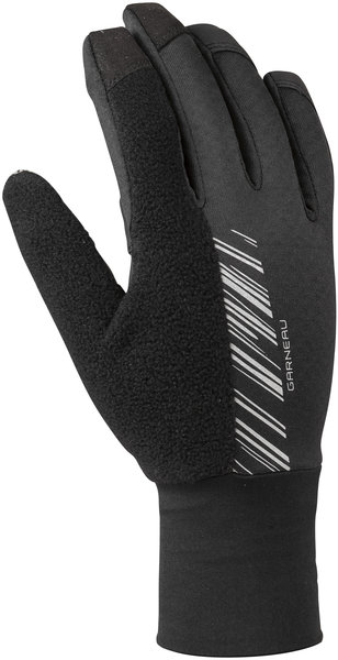 Garneau Women's Biogel Thermo Cycling Gloves Color: Black