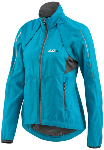 Louis Garneau Cabriolet Cycling Jacket Color: Atomic Blue