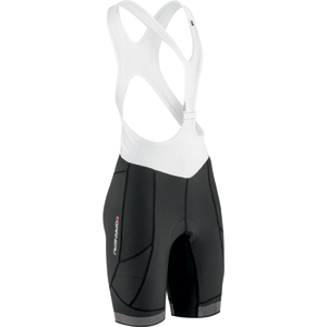 Garneau Women's CB Neo Power RTR Bib Shorts Color: Black/White