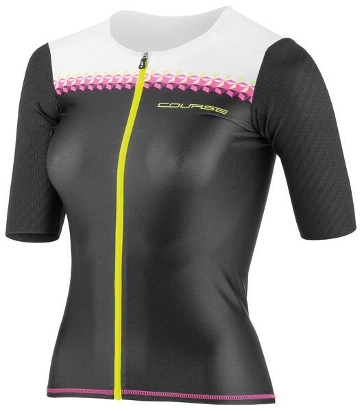 Louis Garneau Women's Course M-2 Tri Cycling Jersey