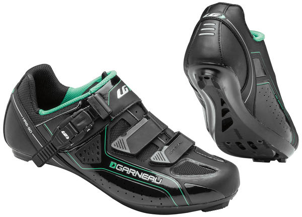 Louis Garneau Women's Cristal Cycling Shoes Color: Black