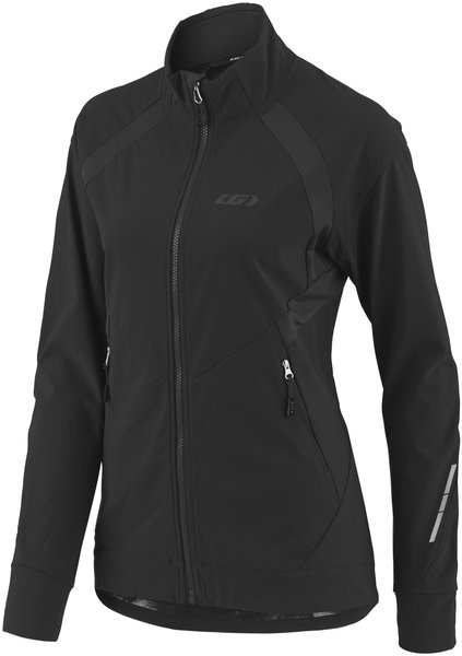 Garneau Women's Dualistic Jacket Color: Black