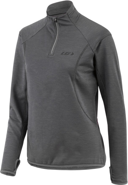 Garneau Women's Edge 2 Jersey Color: Asphalt
