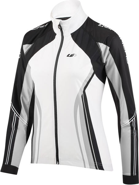Louis Garneau Glaze Jersey 2 (Long Sleeve) - Women's Color: Light Gray