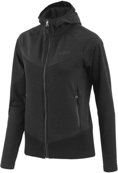 Garneau Women's Edge Hoodie Color: Black