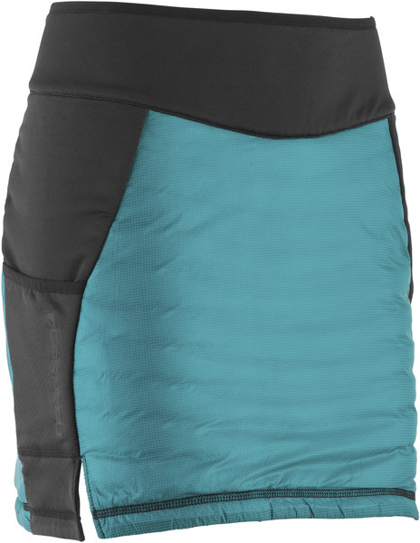 Garneau Women's Edge Reversible Skirt Color: Black Cricket