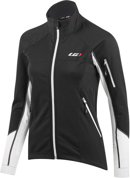 Garneau Enerblock Jacket - Women's Color: Black/White