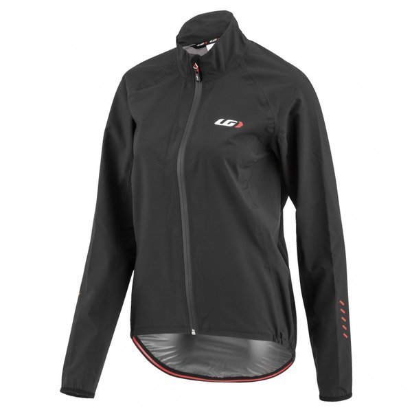 Garneau Women's Granfondo 2 Cycling Jacket Color: Black