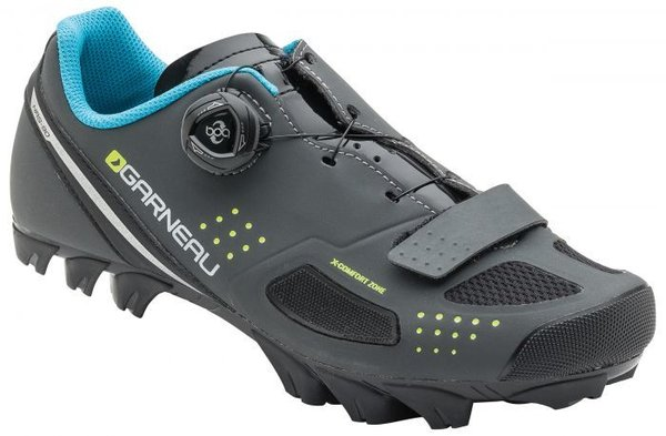 Garneau Women's Granite II Cycling Shoes Color: Asphalt