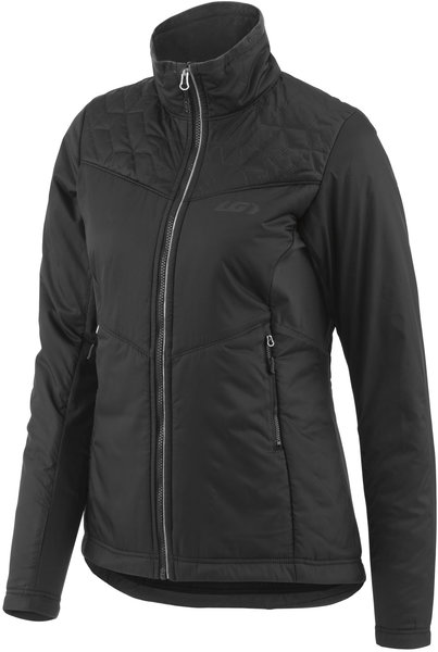 Garneau Women's Haven Hybrid Jacket Color: Black
