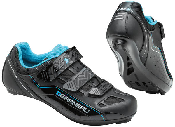 Louis Garneau Women's Jade Cycling Shoes Color: Black