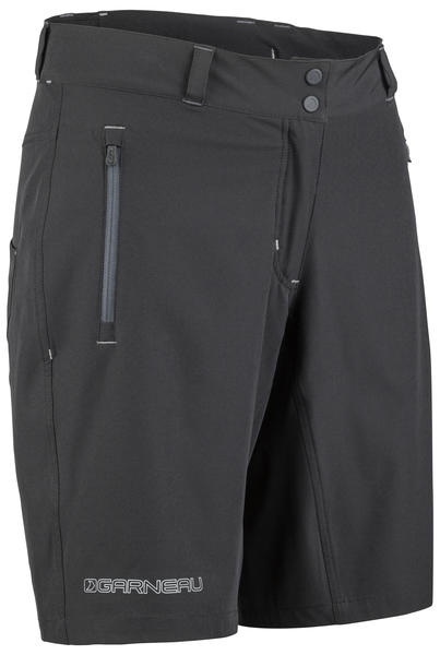 Louis Garneau Latitude Cycling Shorts Color: Black