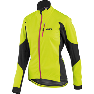Garneau Women's LT Enerblock Jacket Color: Bright Yellow