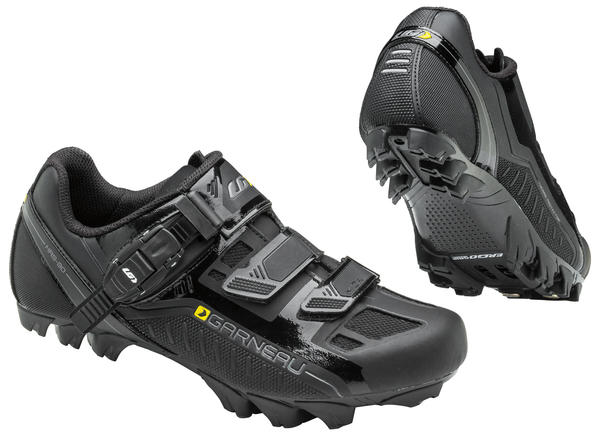 Louis Garneau Women's Mica MTB Shoes Color: Asphalt