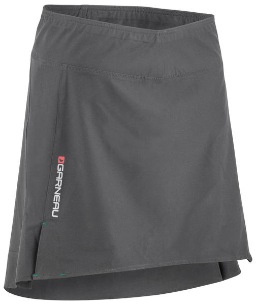Garneau Women's Milton Cycling Skirt Color: Asphalt