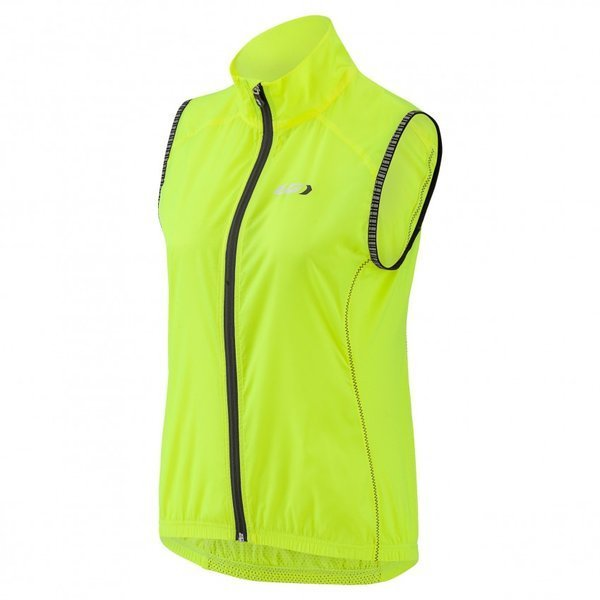 Garneau Women's Nova 2 Cycling Vest Color: Bright Yellow