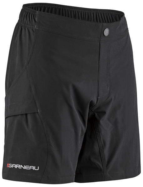 Garneau Radius Cycling Shorts Color: Asphalt