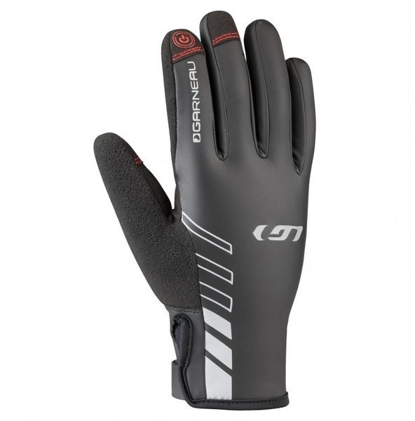 Garneau Women's Rafale 2 Cycling Gloves Color: Black