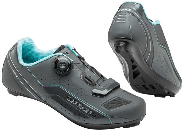 Louis Garneau Women's Ruby Cycling Shoes Color: Asphalt
